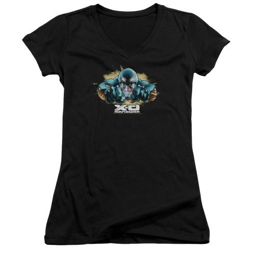 Image for X-O Manowar Girls V Neck - Fly