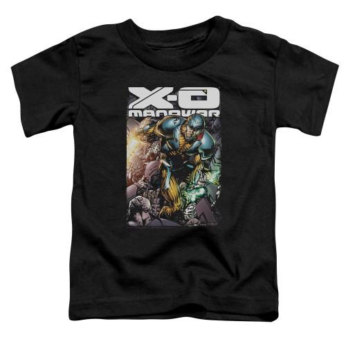 Image for X-O Manowar Toddler T-Shirt - Pit