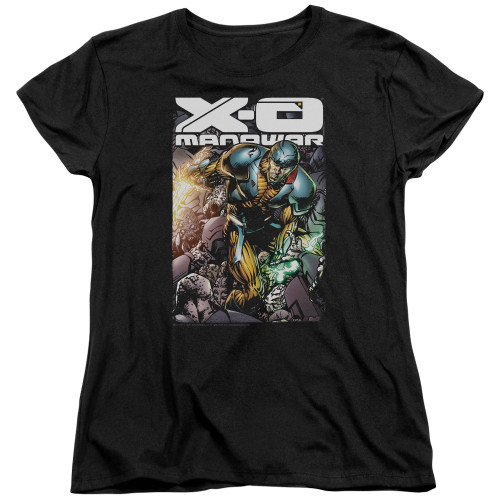 Image for X-O Manowar Womans T-Shirt - Pit