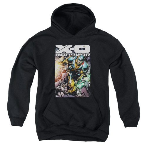 Image for X-O Manowar Youth Hoodie - Pit