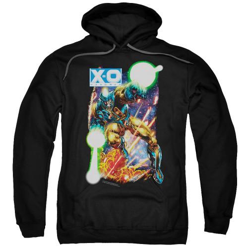 Image for X-O Manowar Hoodie - Vintage XO