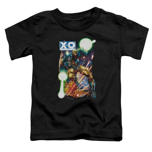 Image for X-O Manowar Toddler T-Shirt - Vintage XO