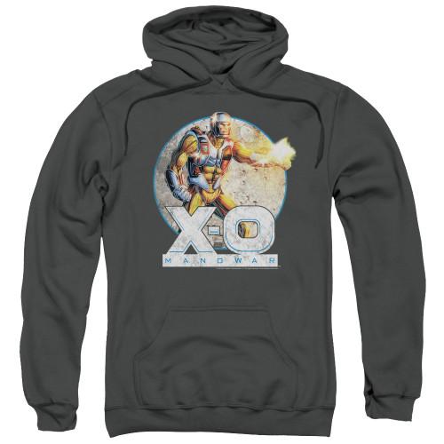 Image for X-O Manowar Hoodie - Vintage Manowar