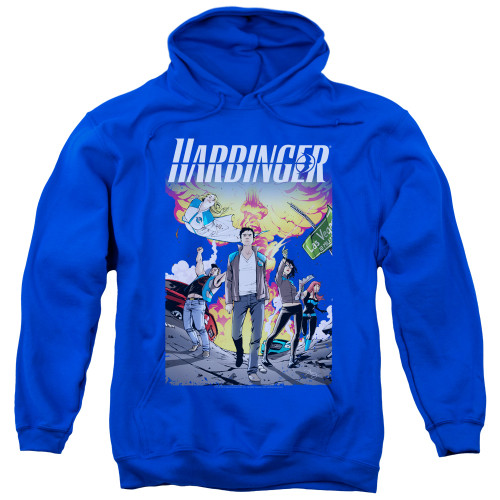 Image for Harbinger Hoodie - Foot Forward