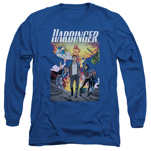 Image for Harbinger Long Sleeve Shirt - Foot Forward