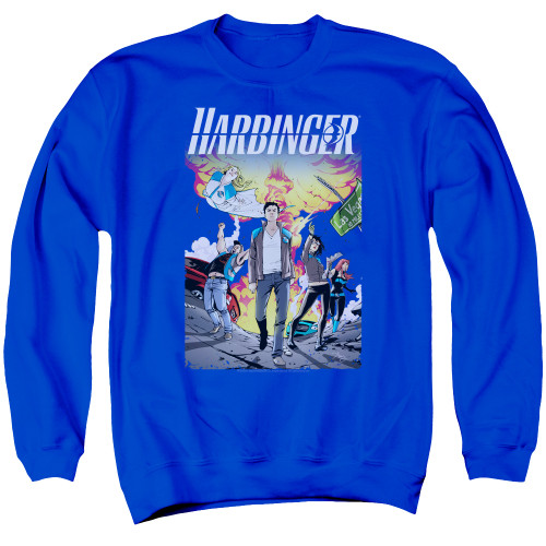 Image for Harbinger Crewneck - Foot Forward