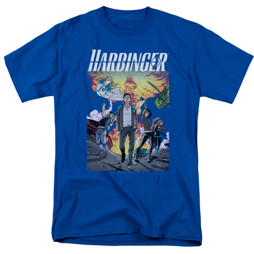 Image for Harbinger T-Shirt - Foot Forward