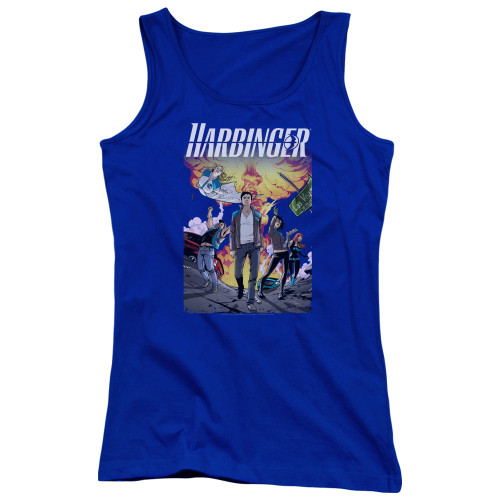 Image for Harbinger Girls Tank Top - Foot Forward