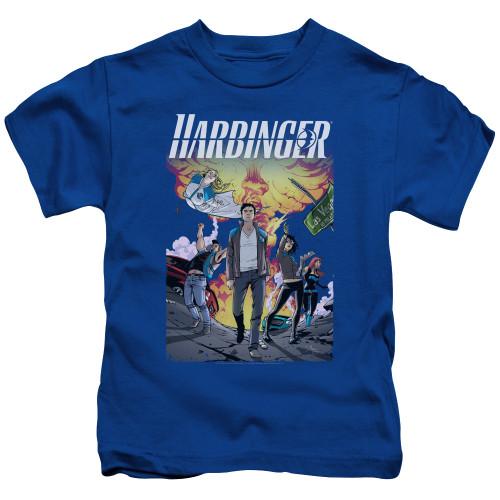 Image for Harbinger Kids T-Shirt - Foot Forward