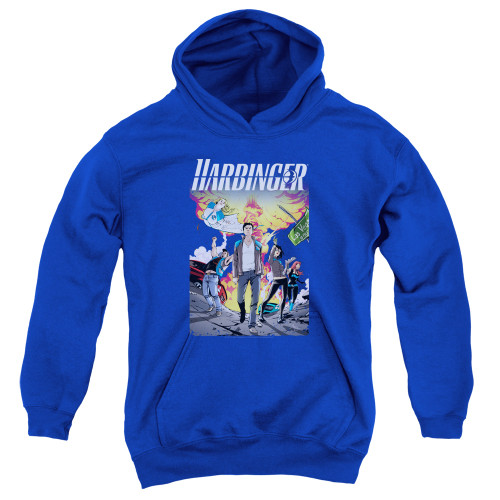 Image for Harbinger Youth Hoodie - Foot Forward