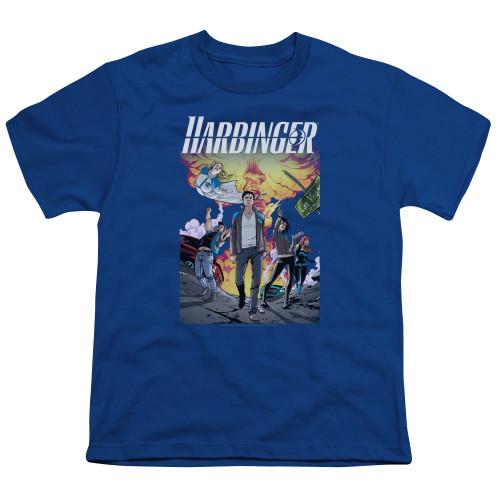 Image for Harbinger Youth T-Shirt - Foot Forward