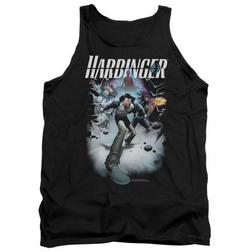 Image for Harbinger Tank Top - Flame Eyes