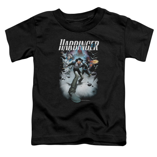 Image for Harbinger Toddler T-Shirt - Flame Eyes