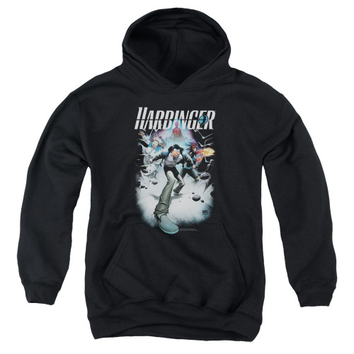 Image for Harbinger Youth Hoodie - Flame Eyes