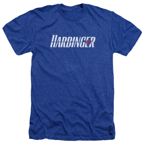 Image for Harbinger Heather T-Shirt - Logo