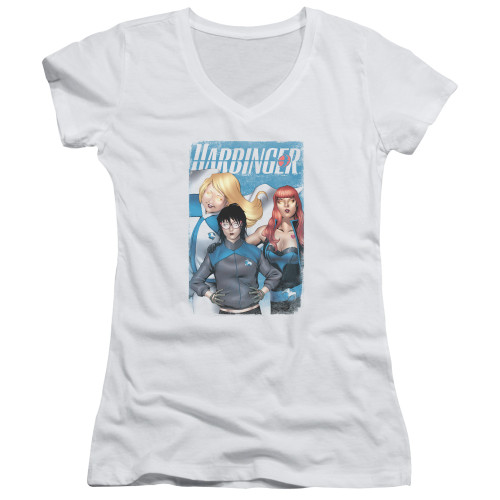 Image for Harbinger Girls V Neck - Gals