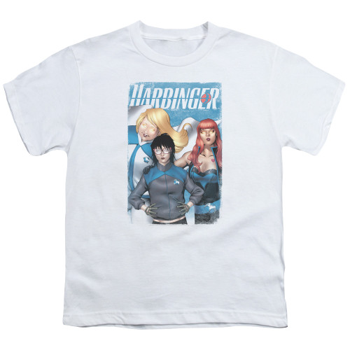 Image for Harbinger Youth T-Shirt - Gals