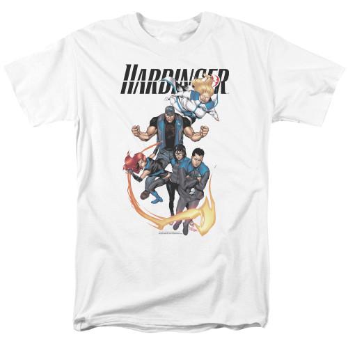 Image for Harbinger T-Shirt - Vertical Team