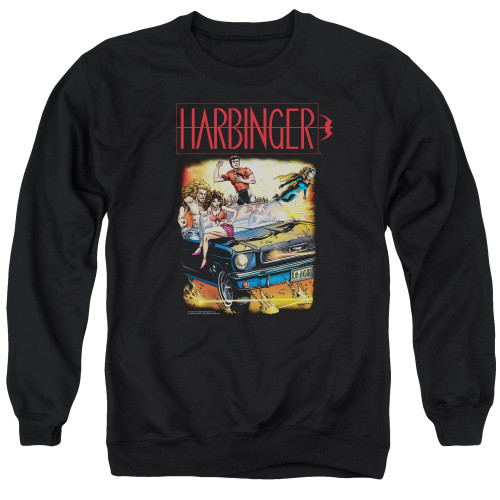 Image for Harbinger Crewneck - Vintage