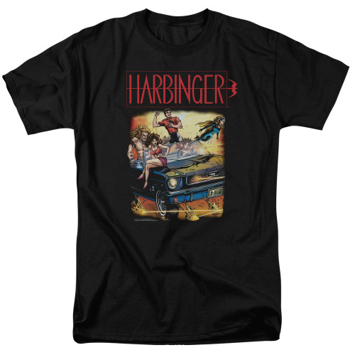 Image for Harbinger T-Shirt - Vintage