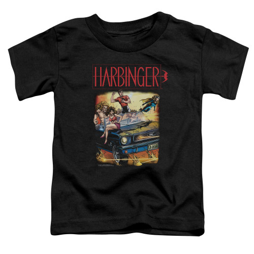 Image for Harbinger Toddler T-Shirt - Vintage
