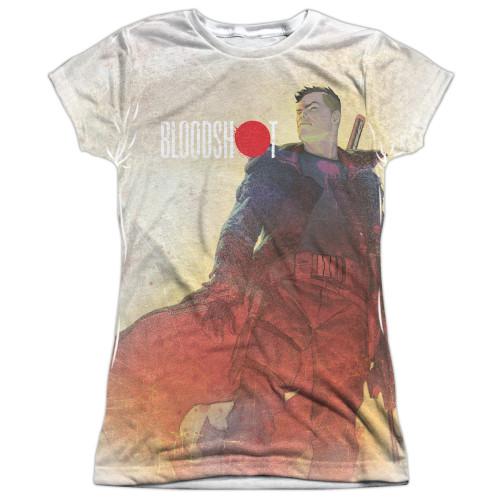 Image for Bloodshot Girls Sublimated T-Shirt - War