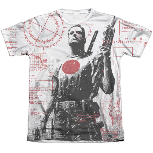Image detail for Bloodshot Sublimated T-Shirt - Tactical