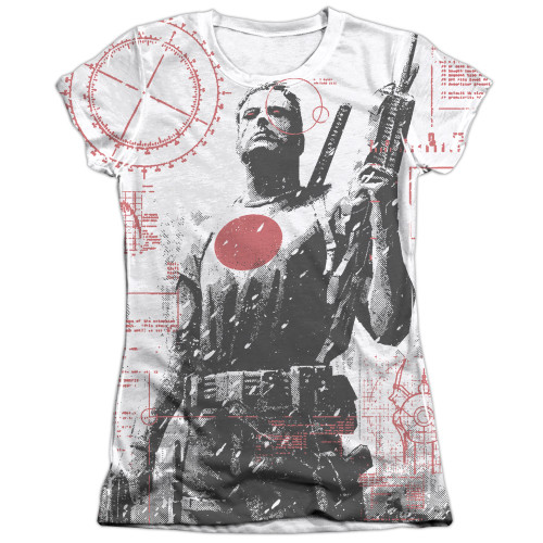 Image detail for Bloodshot Girls Sublimated T-Shirt - Tactical