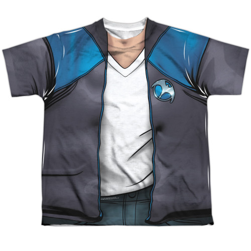 Image Closeup for Harbinger Sublimated Youth T-Shirt - String Uniform