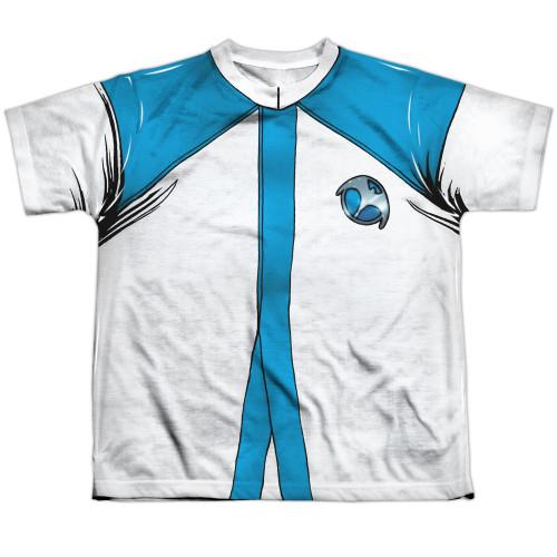 Image for Harbinger Sublimated Youth T-Shirt - Zephyr Uniform 100% Polyester