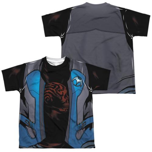 Image Closeup for Harbinger Sublimated Youth T-Shirt - Torque Uniform