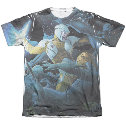 Image detail for X-O Manowar Sublimated T-Shirt - Galactic Warrior