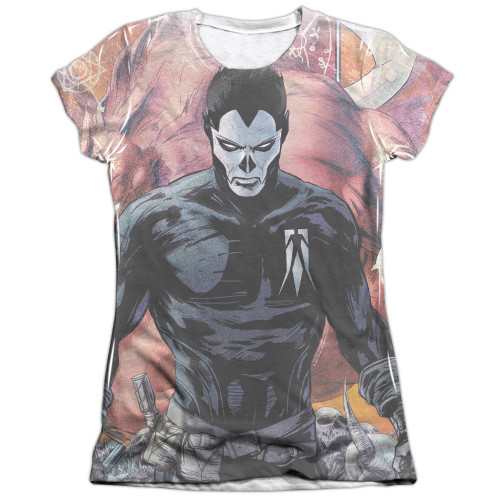 Image detail for Valiant Girls Sublimated T-Shirt - Shadowman Beast