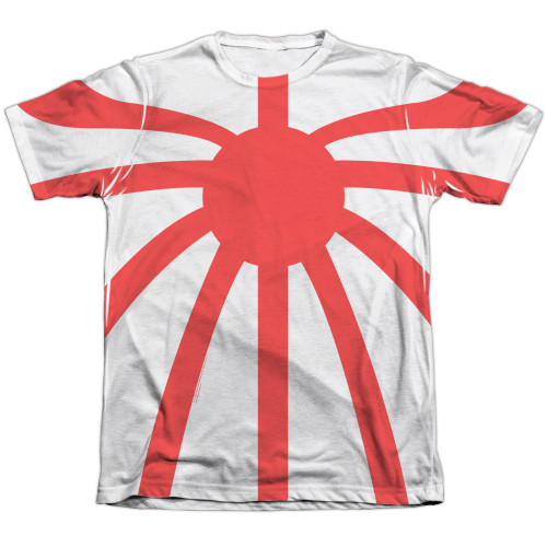 Image detail for Valiant Sublimated T-Shirt - Rai Basic Costume