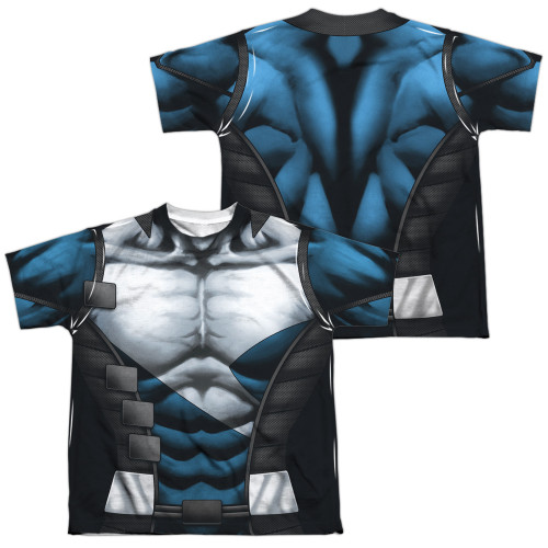 Image Closeup for Valiant Sublimated Youth T-Shirt - Quantum and Woody Uniform