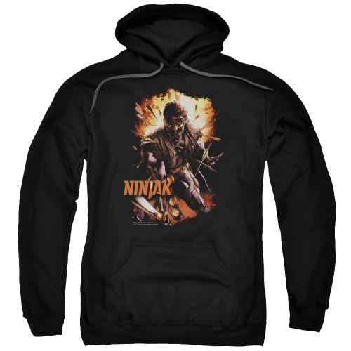 Image for Ninjak Hoodie - Fiery