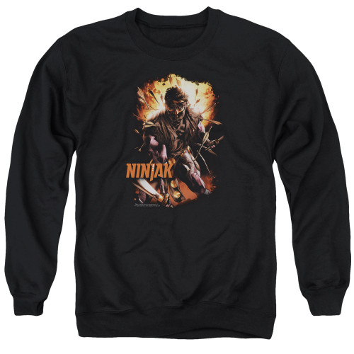Image for Ninjak Crewneck - Fiery
