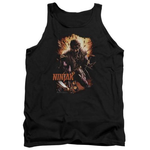 Image for Ninjak Tank Top - Fiery