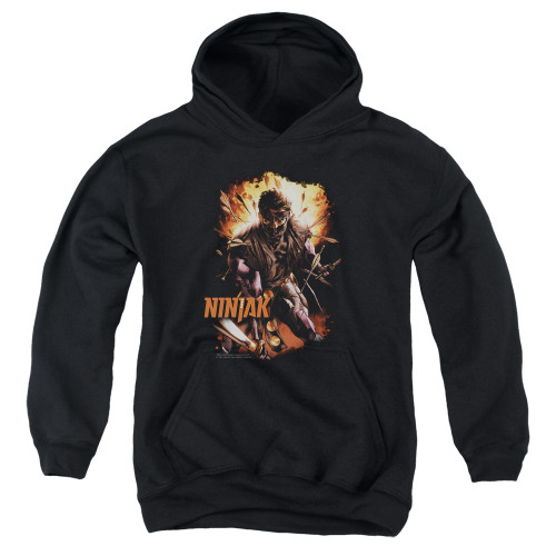 Image for Ninjak Youth Hoodie - Fiery