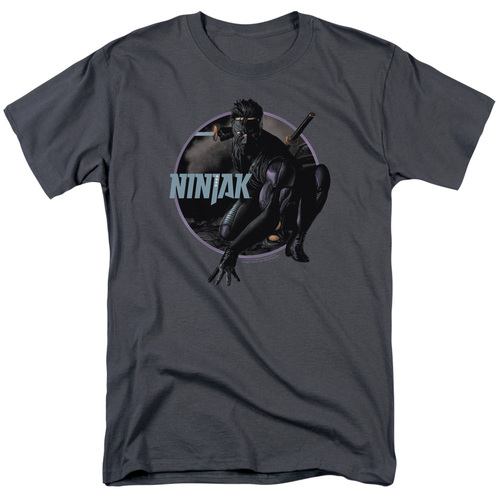 Image for Ninjak T-Shirt - Crouching