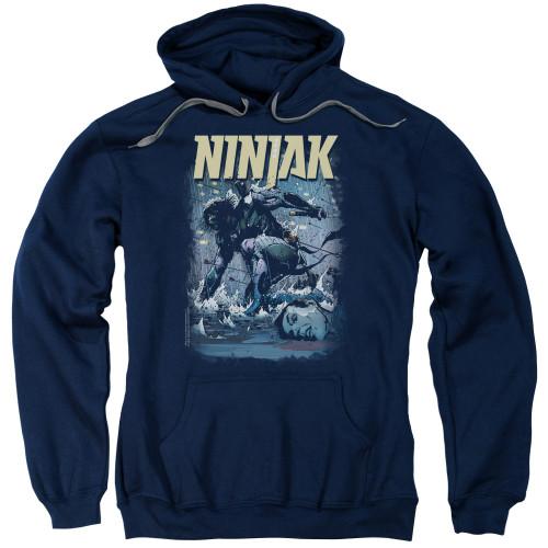 Image for Ninjak Hoodie - Rainy Night