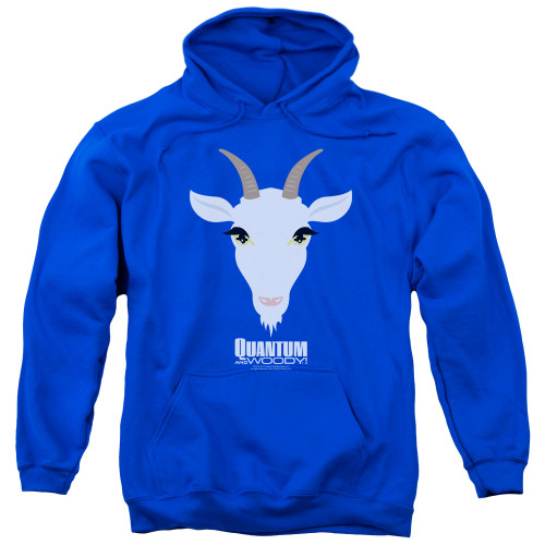 Image for Quantum and Woody Hoodie - Goat Head