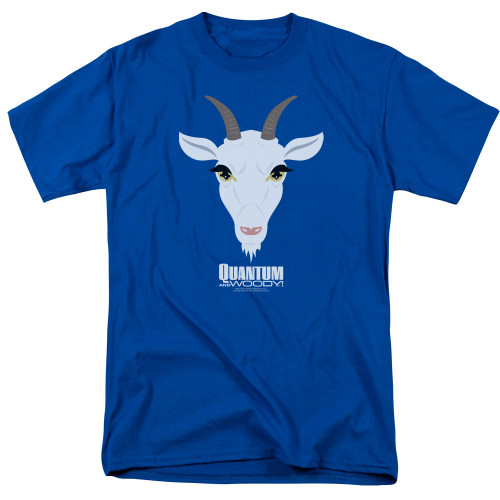 Image for Quantum and Woody T-Shirt - Goat Head