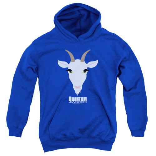 Image for Quantum and Woody Youth Hoodie - Goat Head