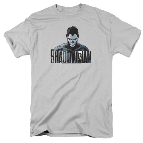 Image for Shadowman T-Shirt - Stare