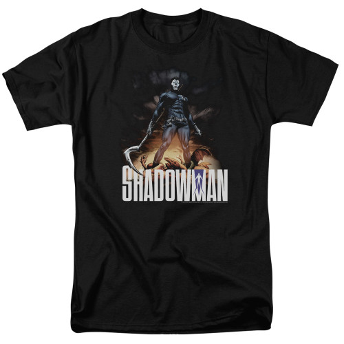 Image for Shadowman T-Shirt - Victory