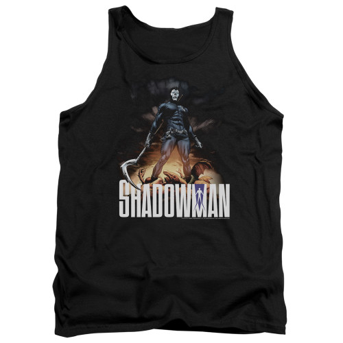 Image for Shadowman Tank Top - Victory