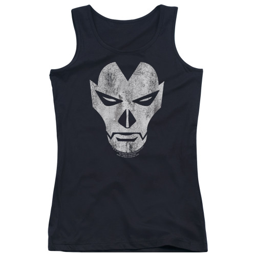 Image for Shadowman Girls Tank Top - Face