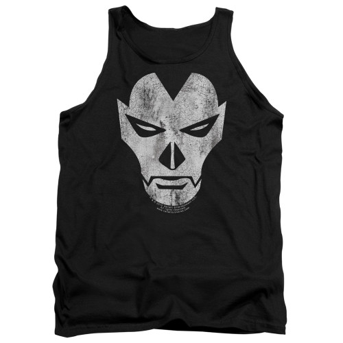 Image for Shadowman Tank Top - Face