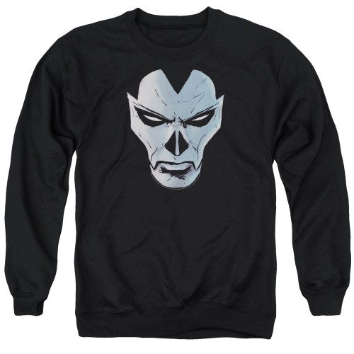 Image for Shadowman Crewneck - Comic Face